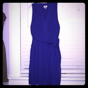 Old Navy sleeveless pintuck dress